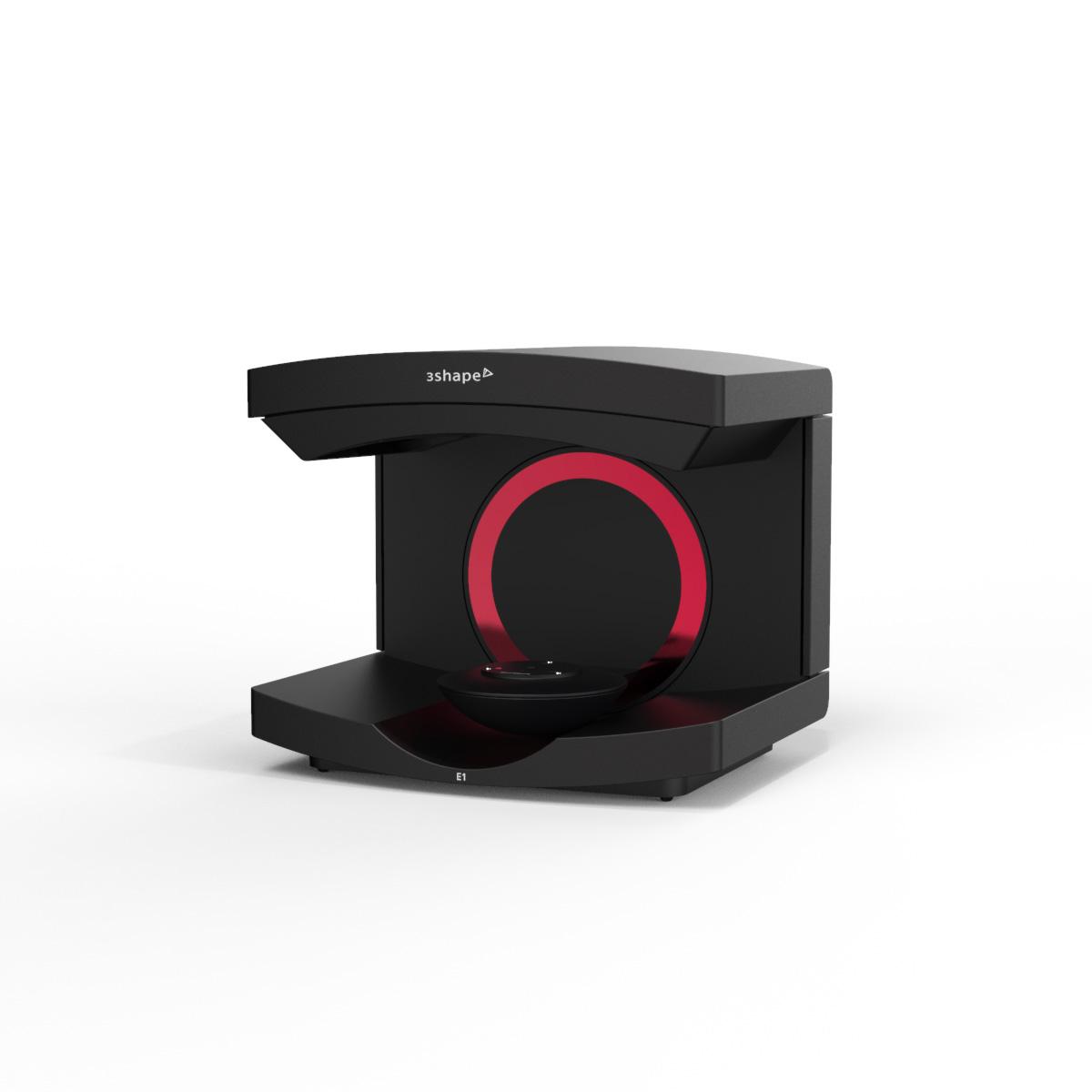 3Shape E1 / E2 / E3 / E4 RED Series