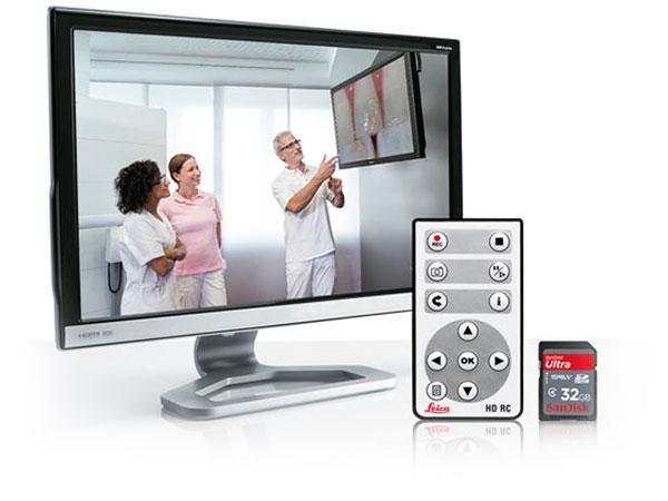 Integrovaná a modulární FULL HD kamera