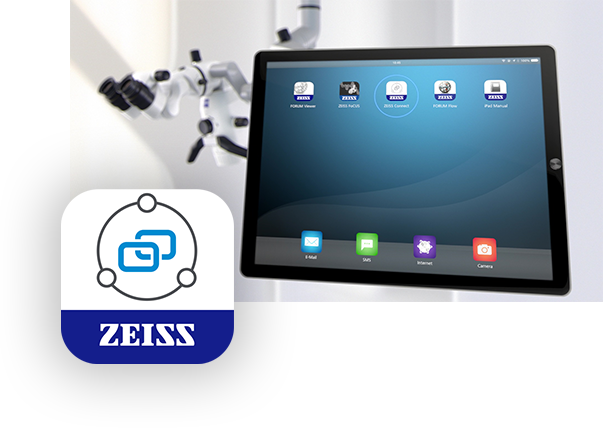 ZEISS Connect App